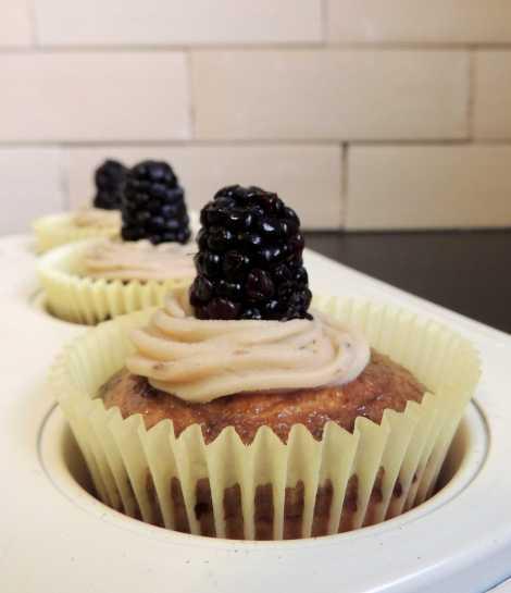 cupcakes de amora