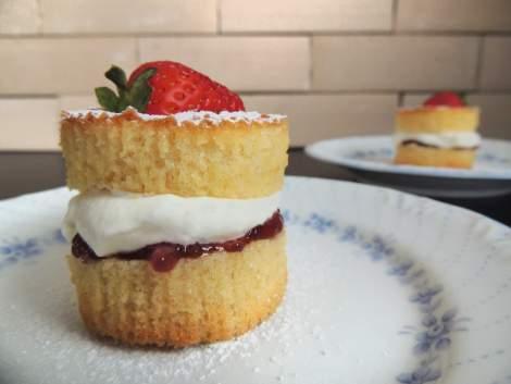 bolo da rainha Victoria